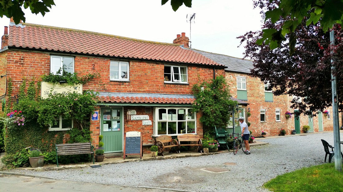 The Ramblers Rest Tea Room in Millington