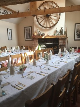 private dining Ramblers Rest Millington
